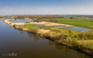 Zwartewater Luchtfoto Roeivereniging