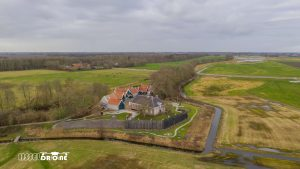 Schokland Luchtfoto Drone