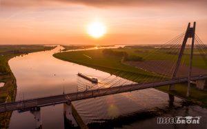 IJsseldrone Eilandbrug Kampen IJssel